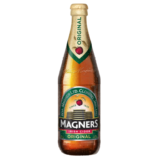 MAGNERS IRISH CIDER 568ML