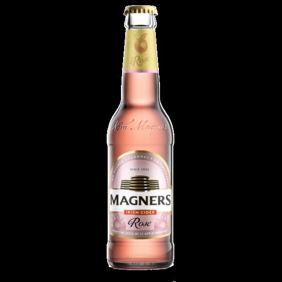 MAGNERS ROSÉ CIDER 330ML