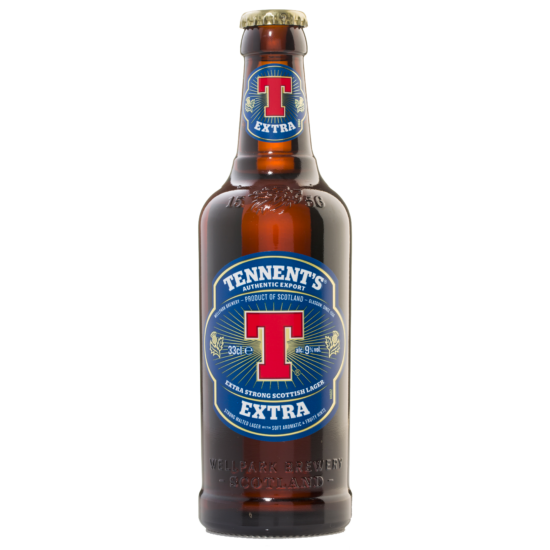 TENNENTS EXTRA STRONG 330ML