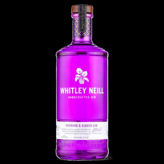 WHITLEY NEILL RHUBARB & GINGER GIN 700ML