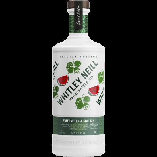 WHITLEY NEILL WATERMELON & KIWI GIN 43% 700ML
