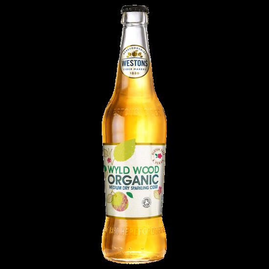 WYLD WOOD ORGANIC CIDER (BIO ALMA) 500ML